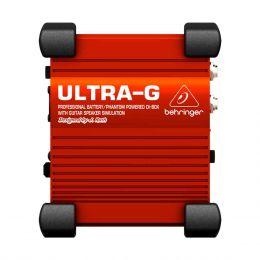 Direct Box Ativo Ultra-G GI100 - Behringer