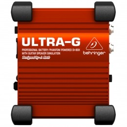 Direct Box Ativo Ultra-G GI100 - Behringer
