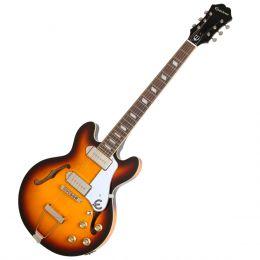 Guitarra Semi Acustica Casino Coupe Vintage Sunburst - Epiphone