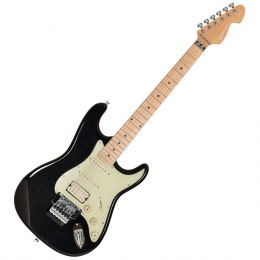 Guitarra Strato 6 Cordas 22 Trastes - Fly Advanced GM 247 MBK Michael