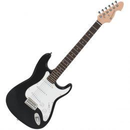 Guitarra Strato Standard GM217N MBK Preta Metálica - Michael