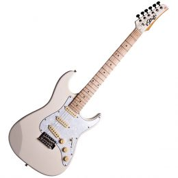 Guitarra Vision MP Ivory c/ Escudo Branco Perolado - Seizi
