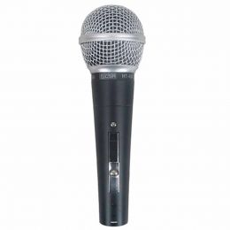 HT48A - Microfone c/ Fio de Mão HT 48 A - CSR