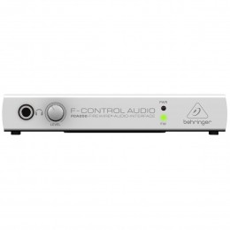 Interface de Áudio FireWire - F-Control Audio FCA202 Behringer
