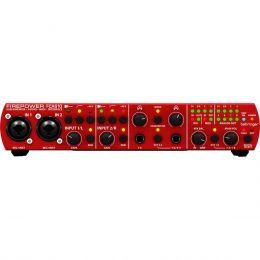 Interface de Áudio FireWire / USB / MIDI Firepower FCA610 - Behringer