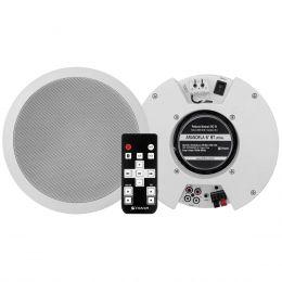 Arandela Ativa + Passiva Fal 6 Pol 100W c/ Bluetooth - Arandela BT 6 Frahm