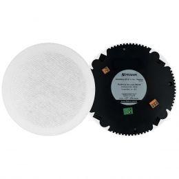 Arandela Ativa + Passiva Fal 6 Pol 80W c/ Bluetooth - Arandela BT 6 Frahm