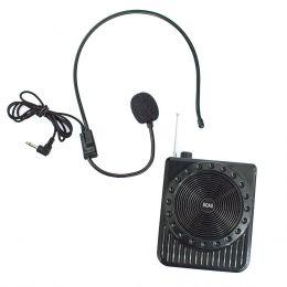 Kit Professor Portátil c/ Caixa + Microfone c/ Fio BQ 810 Preto - Boas