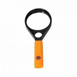 Lupa de Mão Bifocal c/ Bússola - MG 89076 CSR