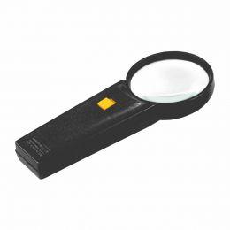 Lupa de Mão c/ Iluminação 55116 - CSR