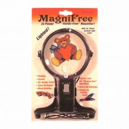 Lupa Mãos Livres c/ Iluminação MG 11087 - CSR