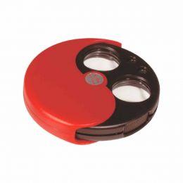 Lupa de Bolso Multifocal MG 17137 - CSR