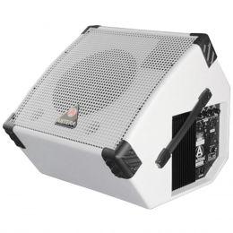 Monitor Ativo 120W Branco M10.1A - Antera