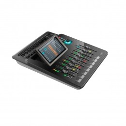 Mesa de Som Digital 20 Canais 12 XLR Balanceadas c/ USB / Efeito Digitais / Phantom / 8 Auxiliares - Dm 20 Soundking