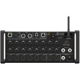 Mesa de Som Digital Wireless 18 Canais X AIR XR18 - Behringer