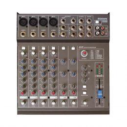 Mesa de Som / Mixer Amplificado 200W RMS ( Total ) 8 Canais CSR 8200PD - CSR