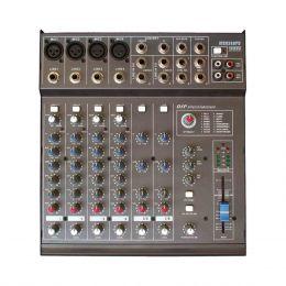 Mesa de Som / Mixer Amplificado 240W RMS ( Total ) 8 Canais CSR 8240PD - CSR