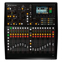 Mesa de Som / Mixer Digital 32 Canais c/ Case X32 Producer-TP - Behringer
