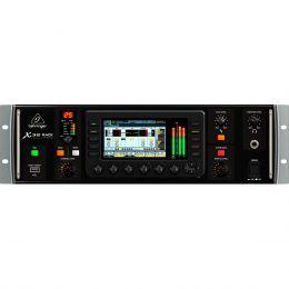 Mesa de Som / Mixer Digital 32 Canais X32 Rack - Behringer