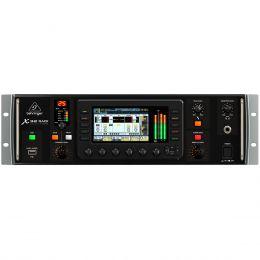 Mesa de Som 32 Canais (16 XLR + 14 P10 Balanceados + 2 RCA) c/ USB / MIDI / Efeito / Phantom / 8 Auxiliares - X32 Rack Behringer