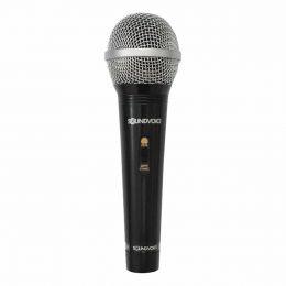 Microfone c/ Fio de Mão SM-100 - Soundvoice