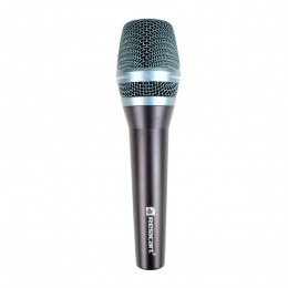 Microfone c/ Fio de Mão SM 300 neodimio - PZ Pro Audio
