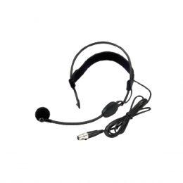 Microfone c/ Fio Headset Mini XLR - AVL 610 CSR