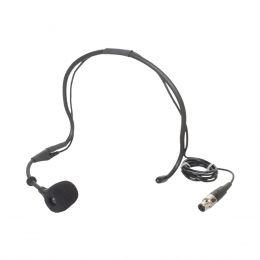 Microfone c/ Fio Headset Mini XLR - HM 20 Condensado CSR