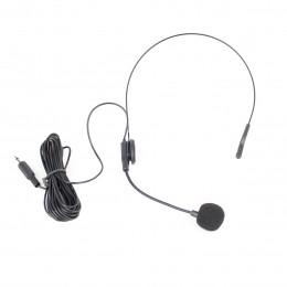 Microfone c/ Fio Headset P10 - HD 750 R Le Son