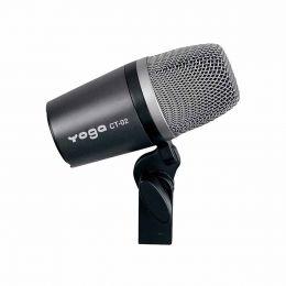 Microfone c/ Fio p/ Bateria - CT 02 Yoga