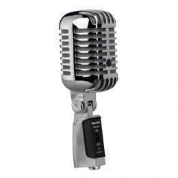 Microfone c/ Fio p/ Estúdio PRO-H7F - Superlux