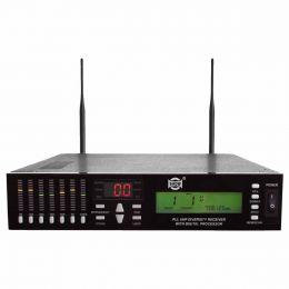 Microfone s/ Fio de Lapela UHF 81 - CSR