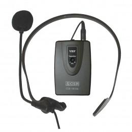 Microfone s/ Fio Headset / VHF 2010A - CSR