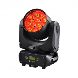 Moving Wash e Beam 12 Led 120w Rgbw Dmx Cm 200 Z - ACME
