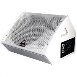 Monitor Ativo 200W Branco MR15A - Antera