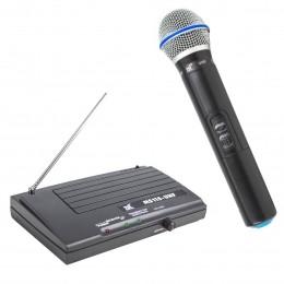 MS115UHF - Microfone s/ Fio de Mão MS 115 UHF - TSI