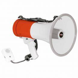 Megafone 25W c/ Microfone de Mão e Sirene NK-66S - Novik Neo