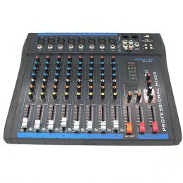 Mesa de Som / Mixer 8 Canais c/ USB OMX 82 - Oneal