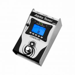 Pedal Afinador Digital p/ Guitarra / Violão e Contrabaixo - ATN1 Alpha Tuner Landscape