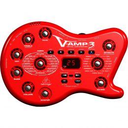 Pedaleira 125 Efeitos p/ Guitarra - V AMP 3 Behringer 110V