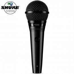 PGA58XLR - Microfone c/ Fio de Mão PGA 58 XLR - Shure