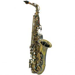 Saxofone Alto WASM46 EB Escovado - Michael
