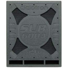 Subwoofer Ativo Fal 18 Pol 600W - SUB 600 A Ciclotron
