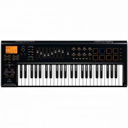 Teclado Controlador MIDI / USB Motor 49 - Behringer