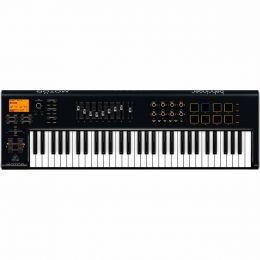 Teclado Controlador MIDI 61 Teclas c/ USB - Motor 61 Behringer