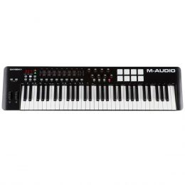 Teclado Controlador MIDI / USB Oxygen 61 MK IV- M-Audio