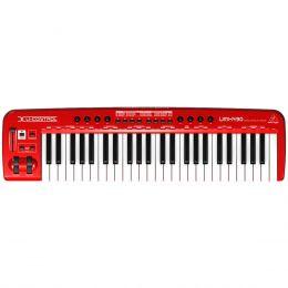 Teclado Controlador MIDI / USB U-CONTROL UMX490 - Behringer