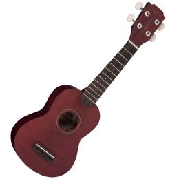 VUK303 - Ukulele Soprano Ac�stico VUK 303 Brown Coffee - Vogga