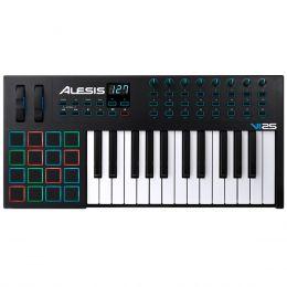 Teclado Controlador MIDI 25 Teclas c/ USB - VI 25 Alesis