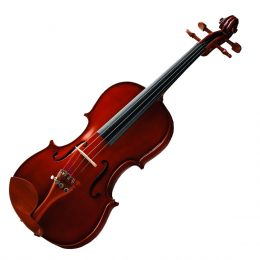 Violino Maple Flame 3/4 VNM36 Honey Finishing - Michael